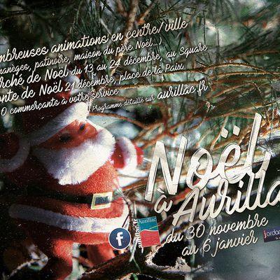 Noël à Aurillac
