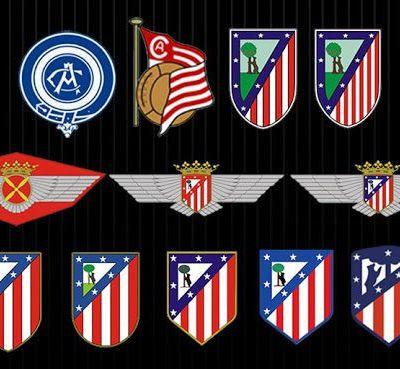 Atletico Madrid lanserat en ny badge