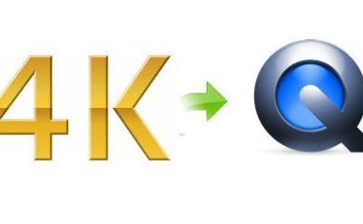 How to Play 4K video on QuickTime