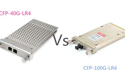 Introduction to CFP-40G-LR4 and CFP-100G-LR4