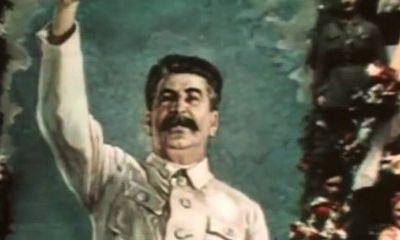 Voilà 60 ans, le maréchal Staline passait l'arme à gauche