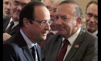 "Le Hollande et le Gattaz (version ""roman photo"")"