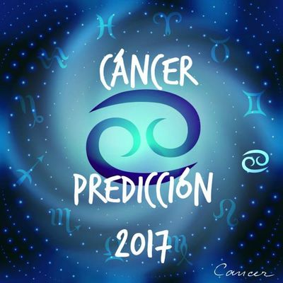 Horoscopo 2017: CANCER