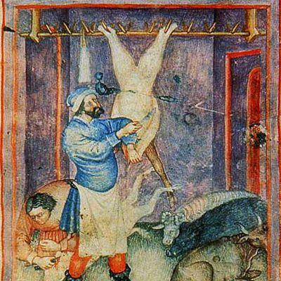 Le fournissement des boucheries de Béziers en 1632