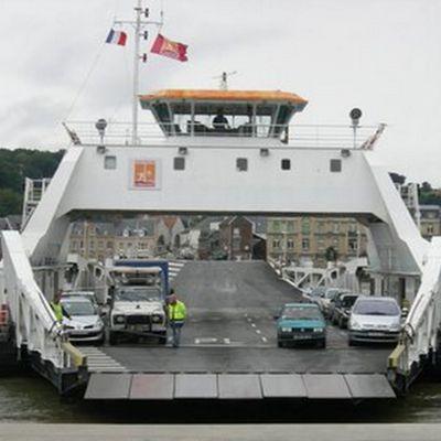 le bac entre Duclair et Berville-sur-Seine arrêté jusqu'au 27 février