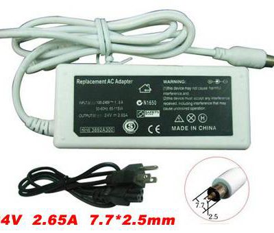 Cheap APPLE W AC Adapter Charger for Apple iBook G3 M8597LL/C M8599LL/C