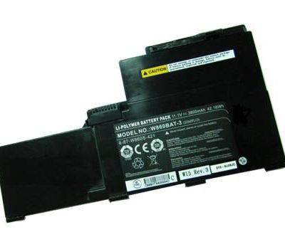 High quality CLEVO 6-87-W870S-421A 6-87-W870S-421A laptop battery for CLEVO W870S Series