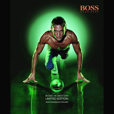 Affiches Hugo Boss disponibles