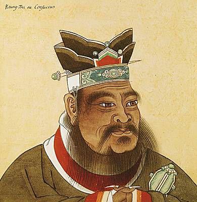 La morale de Confucius...