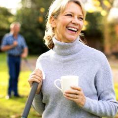 Une raison psychologique pour laquelle le bien-être augmente avec l'âge