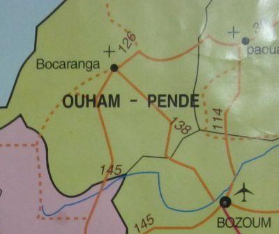 Centrafrique: La ville de Bocaranga de nouveau sous tension