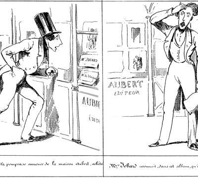 """TESI. Camille Filliot - Il fumetto nel secolo di Rodolphe Töpffer, Indice - da: """"Topfferiana"""", 31 ottobre 2016, 01."""