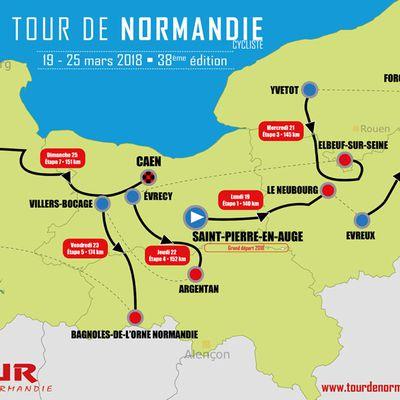 Gaëtan Lemoine (VCP Loudeac) un des animateurs de la 1ère étape du Tour de Normandie