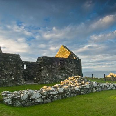 The oldest Church in Scotland