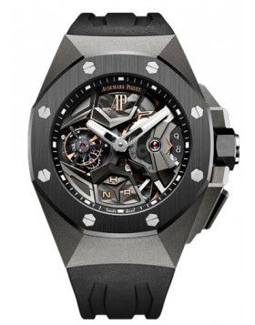 Replica Audemars Piguet Royal Oak Concept Flying Tourbillon GMT 26589IO.OO.D002CA.01