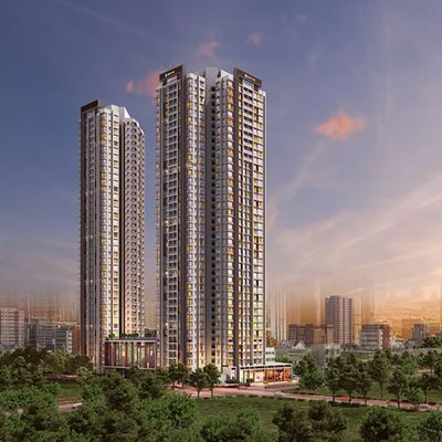 Kalpataru Vienta tower B @ 7738678013 Kandivali East Mumbai | 2, 3 & 4 BHK Homes