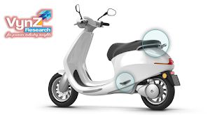 Philippines Electric Two-Wheelers Market to Witness 6.1% CAGR During 2018 – 2024, Tinker Motors Inc., and Dongguan Tailing Electric Vehicle Co. Ltd.