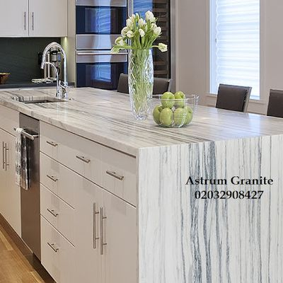 Best Quality Statuarietto Marble Kitchen Worktop for your Home in London