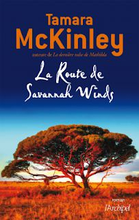 coin lecture: La Route de Savannah Winds par Tamara McKinley