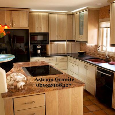 Get Top Quality Granite Kitchen Worktops for Your Home