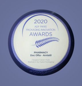 DOC Ofta: premiato Arnistil per il packaging più innovativo in farmacia