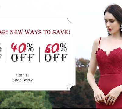 New Year's Saving, - 20% OFF, 40% OFF, 60% OFF