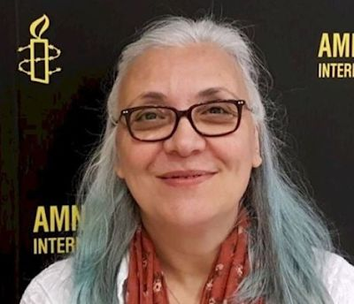 LA DIRECTRICE D'AMNESTY INTERNATIONAL TURQUIE, PLACEE EN DETENTION AU SECRET