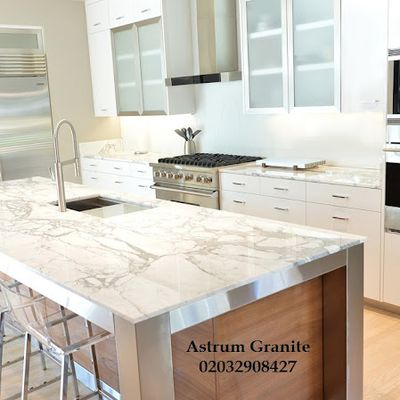 Get Best Arabescato Vagli Marble Kitchen Worktop for Home in London – Call Now: 02032908427 | Astrum Granite