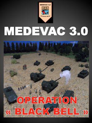 Saison 3 de MEDEVAC EVASAN 1/87