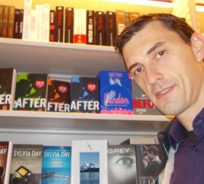 Stéphane Grare, le monde des livres