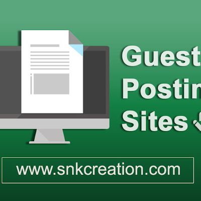 list of free guest posting sites