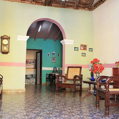 Hostal Los Turkos, independent house for rent in Trinidad, Cuba.
