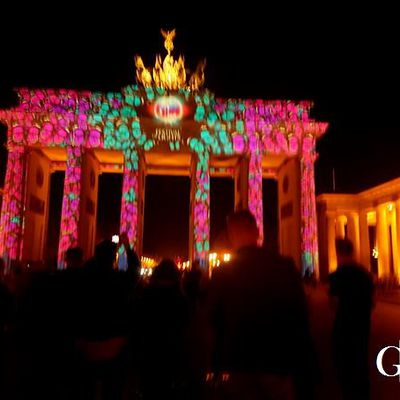 Festival of Light Berlin 11.10.2018