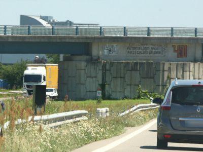 Deux radars vandalisés à Wittelsheim
