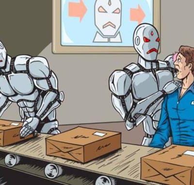 I robot ci rubano il lavoro? Il Canada dice stop al reddito di cittadinanza