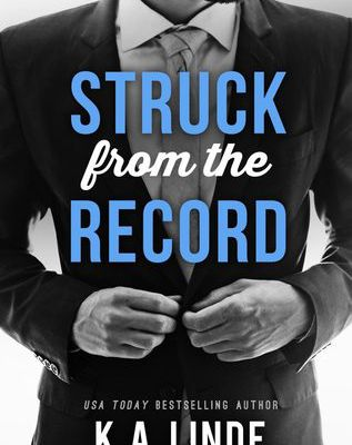 Free Reading Struck from the Record (Record #4) by K.A. Linde