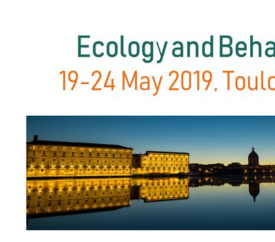 14TH ECOLOGY AND BEHAVIOUR CONFERENCE: 19-24 MAY 2019