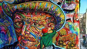 Dessin et peinture - vidéo 2697 : Comment définir le street art ou l'art urbain ?