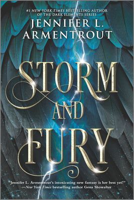 [PDF] Download Storm and Fury By Jennifer L. Armentrout Full Paperback READ ONLINE