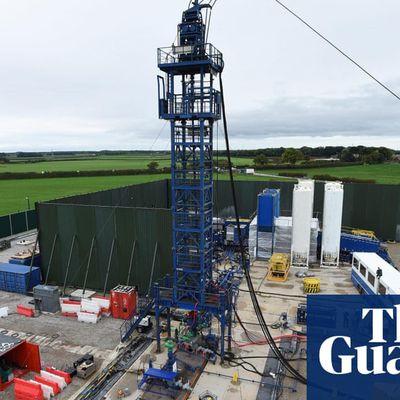 Interdiction de la fracturation hydraulique au Royaume Uni