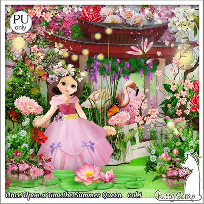 ONCE UPON A TIME THE SUMMER QUEEN vol 1 de Kittyscrap