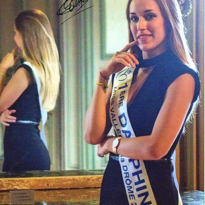 1er dauphine miss drome 2017