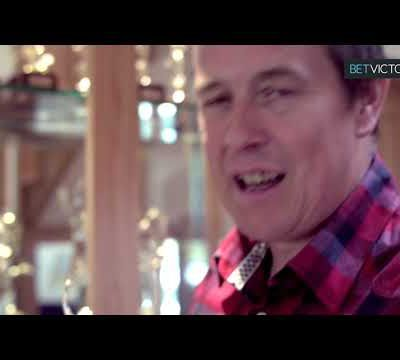 At home with John McGuinness.