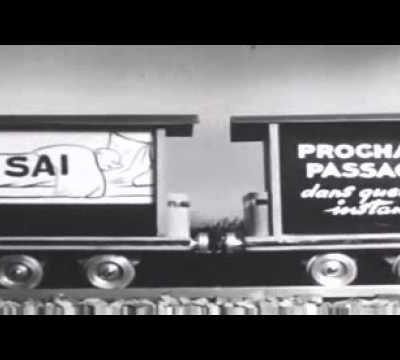 Le petit train Rébus - Harmonicas C et A