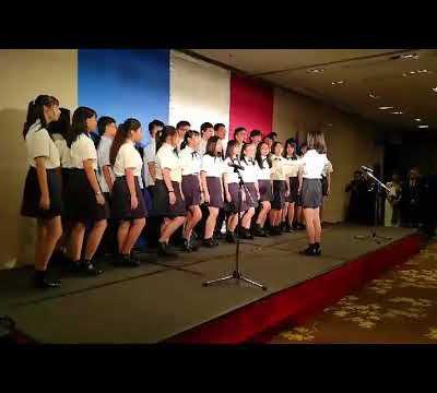 14 JUILLET A TAIWAN 法國國慶酒會