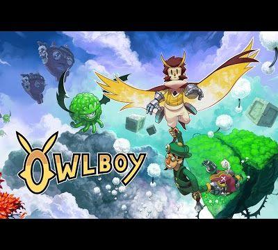 Trailer de lancement de Owlboy