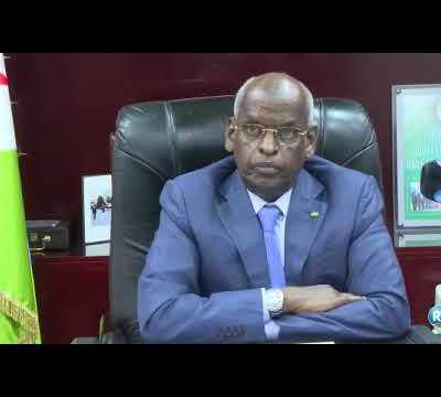 Djibouti/Coronavirus : le Premier ministre M. Abdoulkader Kamil Mohamed fait le point avec la presse locale.