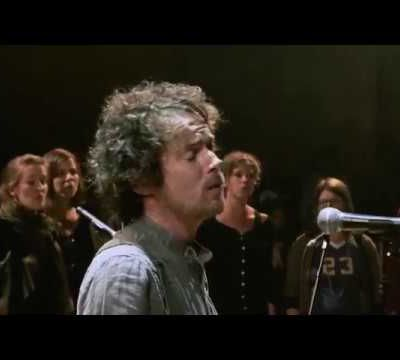 DAMIEN RICE & CANTUS DOMUS - IT TAKES A LOT TO KNOW A MAN - Saal 1 / Michelberger Funkhaus