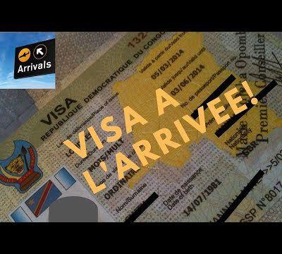 ACTU EXPLIQUÉE 18.02 : DÉSORMAIS, VISA A LA FRONTIÈRE POUR LES ÉTRANGERS D'ORIGINE CONGOLAISE