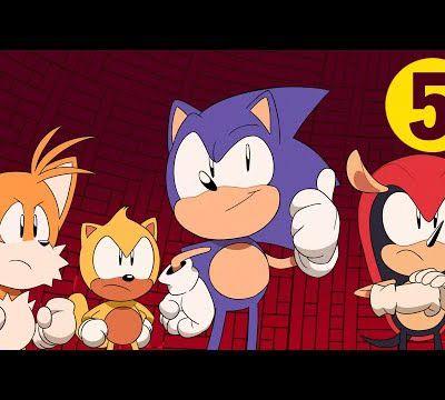 ACTUALITE : #SonicManiaPlus - Découvrez la dernière partie de #SonicManiaAdventures